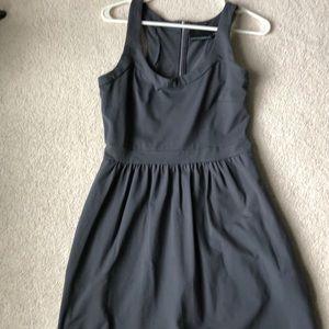 Cynthia Rowley Gray Sleeveless Dress
